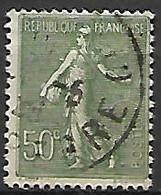 FRANCE    -    1924 . Y&T N° 198 Oblitéré - 1903-60 Sower - Ligned
