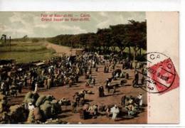 Le Caire- Grand Bazar Au Kasr-el-Nil - Caïro