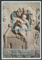Vatikan 1995 Mi-Nr.1140 Block 15 ** Postfrisch Hl. Maria Mit Kind ( D3916 )günstige Versandkosten - Blocchi E Foglietti