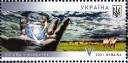 Ukraine - 2021 - Chernobyl Disaster: Revival - Mint Stamp - Ucraina