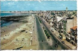 85. LES SABLES D'OLONNE. VUE GENERALE. AVENUE G. GODET. 1960. - Sables D'Olonne