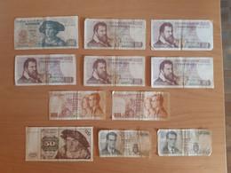 Lot De 15 Billets étrangers - Unclassified