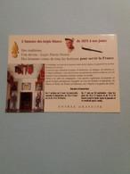 (J4) Militaria :  Musée De La Légion étrangère -Quartier Viénot - Aubagne - Characters