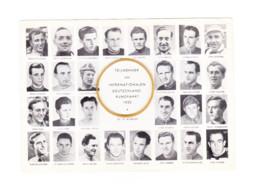 Participants Au Tour D'Allemagne 1950 - Cyclisme, Vélo, Cycliste - Deutschland Rundfahrt ( B286) 1073 - Ciclismo