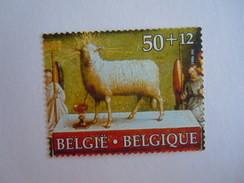 België Belgique 1986 Jan Van Eyck Lam Gods L'Agneau Mystique Yv 2209 COB  MNH ** - Blokken 1962-....