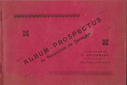 Album - Prospectus Du Pensionnat  De Berlegem. Beerlegem. Zwalin. Enseignement. Soeur. Religieuse - Belgium