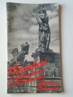 E0261  Tourism Brochure  KLAGENFURT Die Gartenstadt Am Wörthersee  -Kärnten -Österreich  Ca 1930's - Europe
