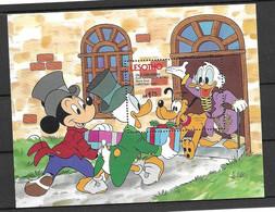 Lesotho Walt Disney Sheet Mnh ** - Lesotho (1966-...)