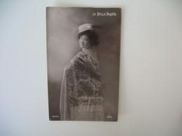 CPA Espagne Artiste  - Tajeta Fotografica -  Artista  La Bella Paquita   - Postkarte Spanien - Sonstige