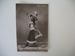 CPA Espagne Artiste  - Tajeta Fotografica -  Artista  Amalia Isaura  - Postkarte Spanien - Sonstige