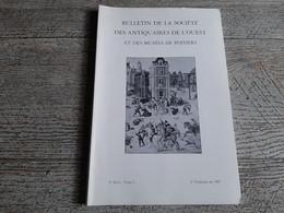 Art Roman Tardif En Poitou Protestants Dans Le Centre Ouest Protestantisme  Poitiers - Poitou-Charentes