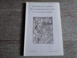 Bibliographie Régionale Du Poitou Et De L'ouest 1988 - Poitou-Charentes