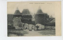 Château De CHAZELET - Other Municipalities