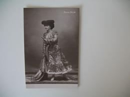 CPA Espagne Artiste  - Tajeta Fotografica -  Artista  Amalia Molina  - Postkarte Spanien - Otros