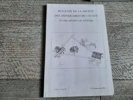 Concile De Charroux Villae Gallo Romaines En Haut Poitou St Cyran Et L'apologie Roche Posay Acadie - Poitou-Charentes