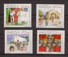 ANGOLA  1992  CHRISTIANIZATION MNH - Angola