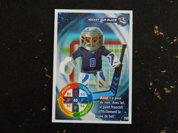 CARTE CARREFOUR PLAYMOBIL N° 78 - HOCKEY SUR GLACE - Other