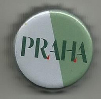 PRAHA Beer Cap From Serbia Apatin Brewery - Birra