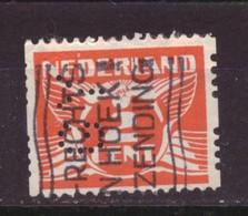 Nederland / Niederlande / Pays Bas NVPH Roltand 2 Used (1925) - Heftchen Und Rollen