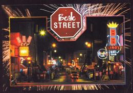 AK 009014 USA - Tennessee - Memphis - Beale St. - Memphis