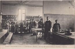 1585...SAINT-CHAMOND...Acieries De La Marine.Service De Cantonnements Ouvriers-Laverie - Andere Gemeenten