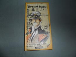 CORTO MALTESE - HUGO PRATT  /  Agenda 1999 Couverture Cartonnée / Dimension 8,5X16,5 Cm. / CASTERMAN - Agende & Calendari