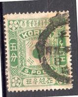 Better Cancel平壤 (Pyeong-yang) North Korea Very Fine, A Scarce Cancel (k197) - Corea (...-1945)