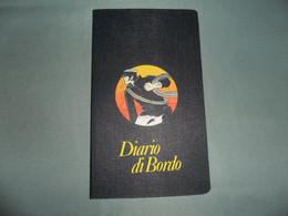 CORTO  - HUGO PRATT  /  Carnet De Bord / Couvert. Souple / Dim. 11X19 Cm. / Offert Avec Le N°4 Revue Corto IT En 1985 - Agende & Calendari