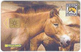CZECH REP. D-707 Chip Telecom - Animal, Horse - Used - Tchéquie
