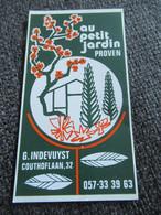 Sticker  Au Petit Jardin Proven - Stickers