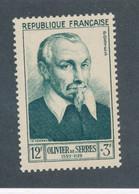 FRANCE - N°946 NEUF** SANS CHARNIERE  - COTE : 7€50 - 1953 - Ongebruikt