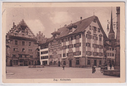 ZUG - Kolinplatz - ZG Zug