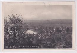 ZUG - Blick Auf Die Neustadt Vom Rosenberg - ZG Zug