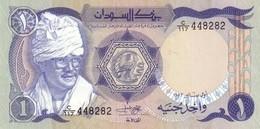 SUDAN P. 25 1 P 1983 UNC - Sudan