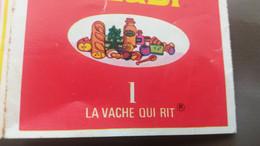 La Vache Qui Rit Le Petit Livre Surprise Du Jeudi  N1 - Menükarten
