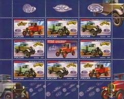 RUSSIE/RUSSIA/RUSSLAND/ROSJA 2007 MI.1437-39**, ,ZAG.1205-07,YVERT. ...,., - Unused Stamps