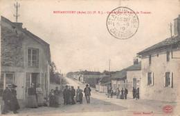 10 - Bossancourt - Grande Rue Et Route De Trannes - Otros Municipios