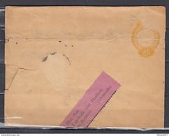 Brief Van Holstein (Allemanha) - Entiers Postaux