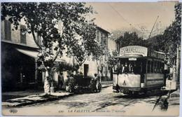 499 - LA VALETTE - Sation Des Tramways - La Valette Du Var