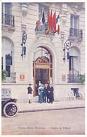 Vichy (03 - Allier) Entrée De L'hôtel Majestic - Vichy