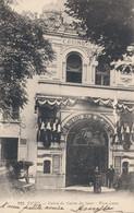 Vichy (03 Allier) Entrée Du Casino Des Fleurs Place Lucas - édit. Odeito N° 223 - Vichy
