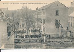 Vichy (03 Allier) établissement Du Pensionnat Saint Joseph Rue De Nimes (impasse) édit. Case - Vichy