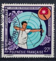 POLYNESIE             N°  YVERT   PA   53    OBLITERE  ( OB 1/59 ) - Gebraucht