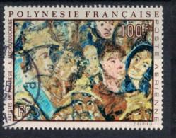 POLYNESIE             N°  YVERT   PA   59   OBLITERE  ( OB 1/62 ) - Gebraucht