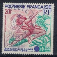 POLYNESIE             N°  YVERT   PA  61   OBLITERE  ( OB 1/62 ) - Gebraucht