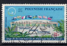 POLYNESIE             N°  YVERT   PA  62   OBLITERE  ( OB 2 / 01 ) - Gebraucht