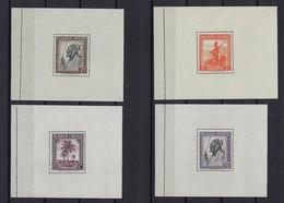 Ruanda-Urundi N°BL1/BL4 MNH ** POSTFRIS ZONDER SCHARNIER COB € 735,00 SUPERBE - 1924-44: Ungebraucht