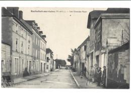 49 -  ROCHEFORT SUR LOIRE - Les Grandes Rues   65 - Andere Gemeenten