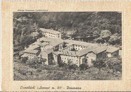 CAMALDOLI PANORAMA - ALBERGO CAMALDOLI    (1068) - Altre Città