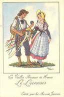 FARINES JAMMET - Les Vielles Provinces De France - Le Lyonnais - Publicité